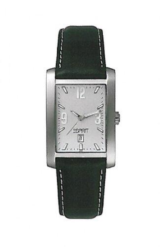 Esprit 84P3.1C9F2.4141.579 - Reloj de pulsera hombre, Cuero, color Negro