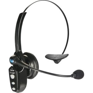 VXI BlueParrott B250-XT+ Next Generation Improved Noise Canceling Bluetooth Headset for Cell Phones/Computers (203111)