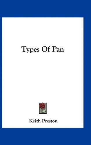 Types of Pan