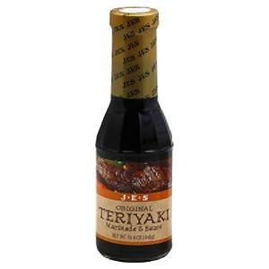 JES Teriyaki Marinade und Sauce Original 443 g