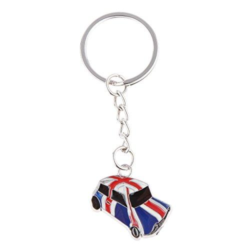 Britannico Regno Unito UK Bandiera Gb Auto Unione A Forma Di Portachiavi Presa Portachiavi