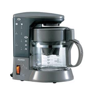 【クリックで詳細表示】象印マホービン コーヒーメーカー 4杯用 EC-TB40(TD)
