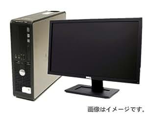 Office2013付属/新品1TB搭載!爆速/美品(Win 7 Pro 64bit)(Office2013)22型超大画面液晶セット/DELL Optiplex 780 高速Core2Duo 2.93GHz/メモリ8GB/HDは新品1TB/無線LAN付