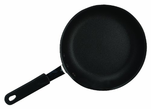 Crestware 12.625-Inch Teflon Fry Pan with DuPont Coating with Stay Cool Handle withstand Heat up to 450F