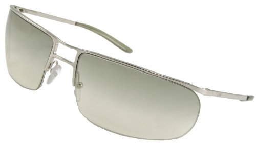 Fendi Sunglasses, FS273, Palladium/ Neutral Grey Fade Lenses/ Silver Flash