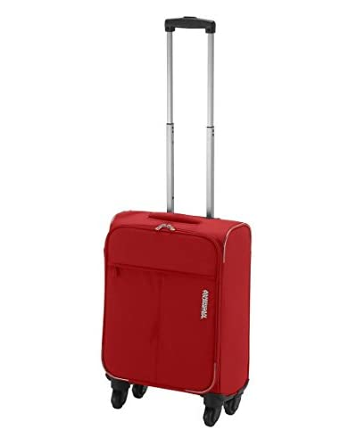 American Tourister Trolley At Toulouse Spinner [Rosso]