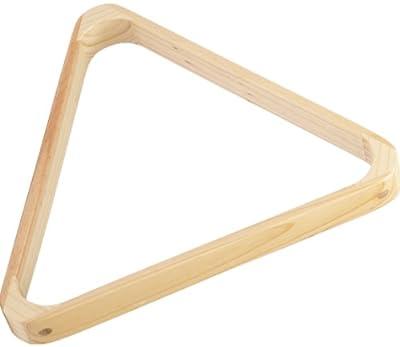 Wood 8-Ball Rack