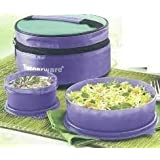 Tupperware Classic Lunch With Bag And Free 1 MM Round #1 (4.00)