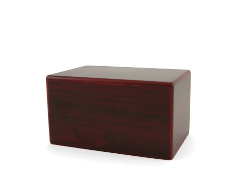 Near & Dear Pet Memorials MDF Box Pet Urn, 45
