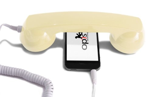 Opis 60s micro beige (Handyhörer)