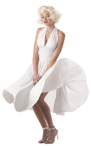 California Costumes Women's Marilyn Costume