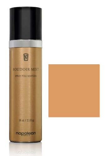 Napoleon Perdis Boudoir Mist Spray Foundation 2.5 fl oz.