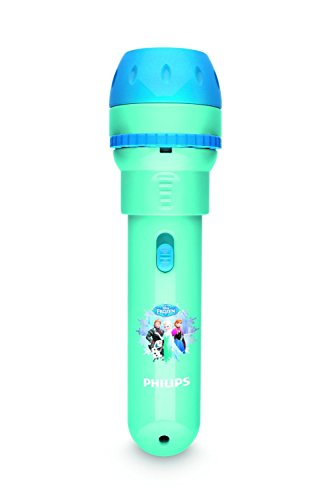 Philips Disney Frozen Children'S Projector Torch And Night Light (1 X 0.3 W Integrated Led) By Philips