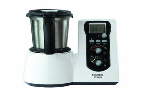 El robot de cocina multifunción Taurus Mycook