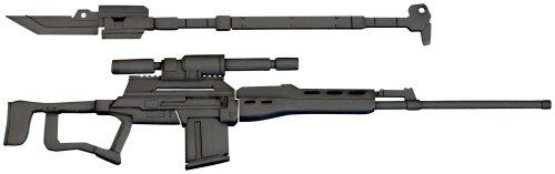 モデリング サポートグッズ MW-09 薙刀・スナイパーライフル