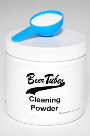 Beer Tubes Cleaning Powder Formula – 1 pound