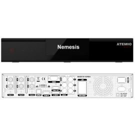 Atemio Nemesis 1x DVB-C/T2 Full HD 1080p Linux Sat Receiver inkl. 1000 GB Festplatte