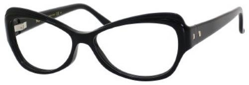 Yves Saint Laurent Yves Saint Laurent 6369 Eyeglasses-0807 Black-54mm