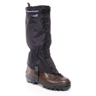 Outdoor Designs Alpine Gaiter Black L AS-G10-BL-L