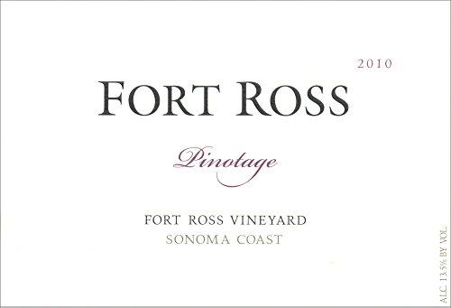 2010 Fort Ross Pinotage, Sonoma Coast 750 Ml