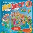 Das Sprachenspiel ¡NEW AMICI!(TM): Deutsch-Englisch / Sprachenspiel - 525 Karten, 1 Spielbrett, 4 Spielsteine, 1 Würfel, Spielregeln & Mini Atlas