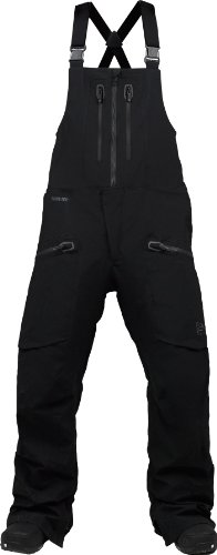 Burton Herren Skihose AK Freebrd Bib Pants, true black, L, 10024100002