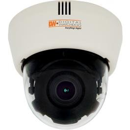 D4363D High Resolution Indoor Dome Camera With 3-12Mm Varifocal Lens And Star-Light Technology front-204503