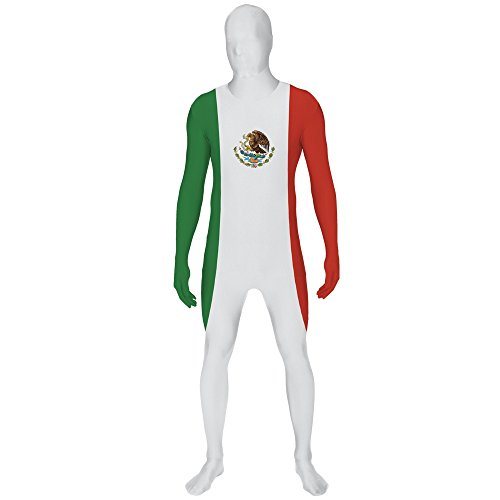 Morphsuits Morphsuit Flag Mexican