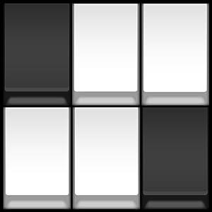 Tap Black: Avoid white tile by Epic Pixel LLC