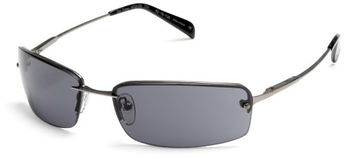 Kenneth Cole Reaction Men's KC2120 Sunglasses,Gunmetal