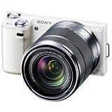 SONY デジタル一眼カメラ α NEX-5N ズームレンズキット ホワイト NEX-5NK/W