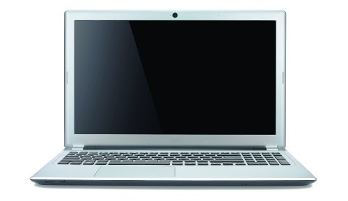 Acer Aspire V5-571P 15.6-inch Touchscreen Laptop (Silver) - (Intel Core i7 3537U 2GHz Processor, 8GB RAM, 750GB HDD, DVDSM DL, LAN, WLAN, BT, Webcam, Integrated Graphics, Windows 8)