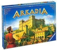 Arkadia Adult Strategy Board Game
