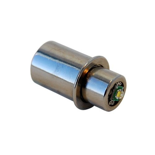 Hqrp High Power Led Upgrade Bulb 3w 180lm For Maglite 3 4