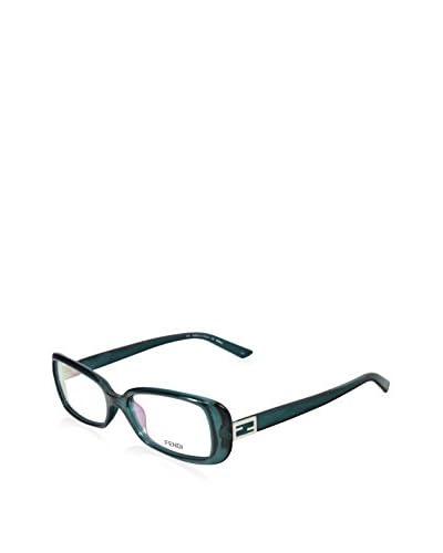 Fendi Women's F898 Eyeglasses, Blue Petrol