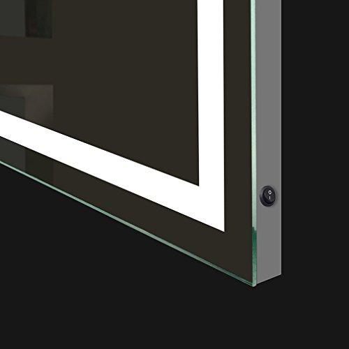 Anten-Elegant-23W-LED-Spiegelleuchte-3000K-Warmwei-IP65-LED-Wand-Spiegel-mit-Beleuchtung-100x60cm-Eckig