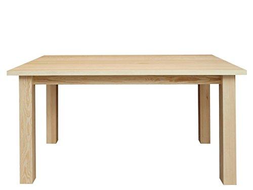 Tisch-Kiefer-massiv-Vollholz-natur-Junco-241A-Abmessung-75-x-80-x-180-cm