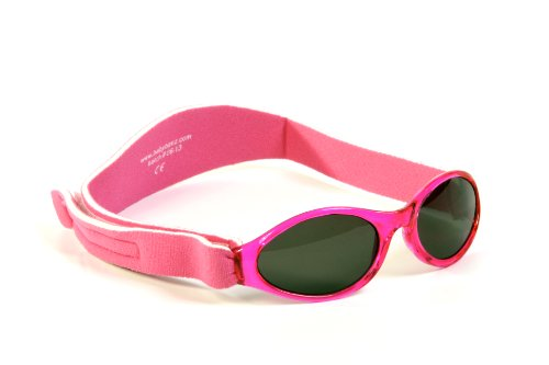 Baby Banz Sunglasses for 0 - 2 years (Pink)