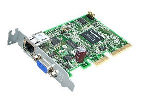 Hewlett and Packard Micro Server Remote Access Card 615095-B21 ProLiantMicroServer for remote access card