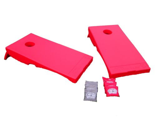 Amazing Driveway Games All Weather Corntoss Bean Bag Game Red O Cjindustries Chair Design For Home Cjindustriesco