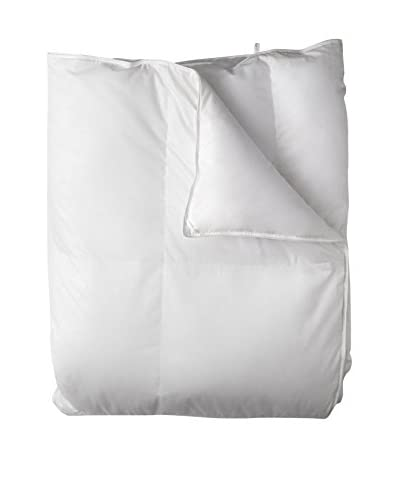 Ogallala Monarch 600-Fill Southern Duck Comforter  [White]