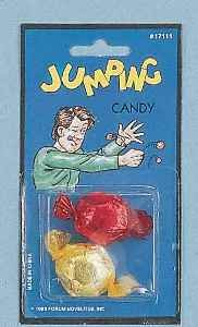 Jumping Candy Novelty Toy - 1