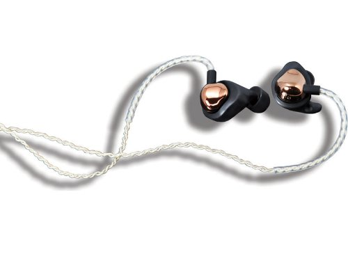I-MEGO In-Ear Monitor Earphones, ZTONE, Gunmetal