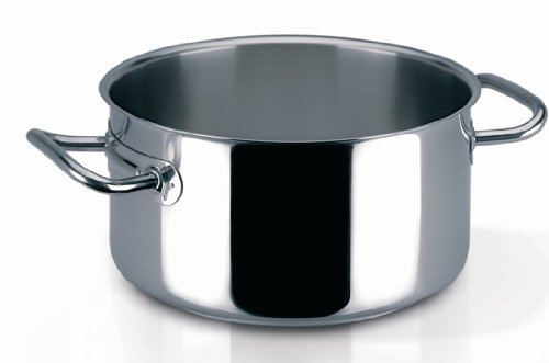 cheftopf larose premium pot specialty nonstick dishwasher safe pot with glass lid cookware. Black Bedroom Furniture Sets. Home Design Ideas