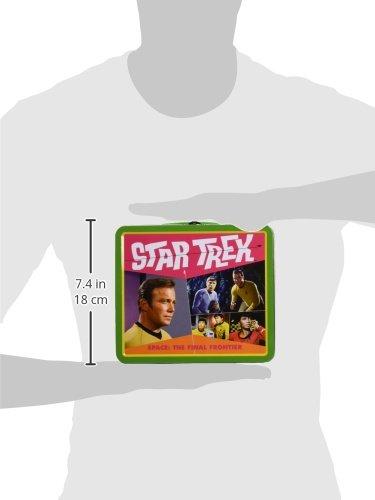 Aquarius Star Trek Retro Large Tin Fun Box 3