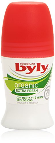 Byly Organic Deodorante Extra Fresh Roll-On - 50 ml