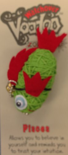 Watchover Voodoo Pisces Doll, One Color, One Size