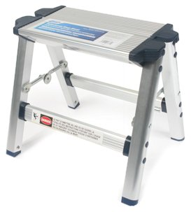 Camco 43672 RV Folding Metal Step Stool