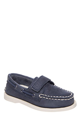 Sperry Top-Sider Kid's Authentic Original Hook & Loop Boat Shoe