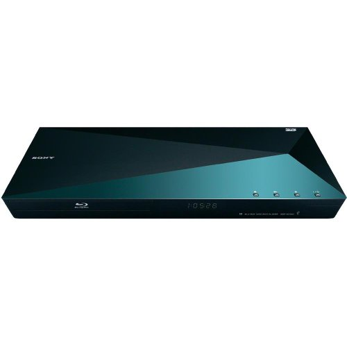 Sony Bdps5100 3D Blu-Ray Disc Player With Super Wi-Fi - Factory Refurbished Netflix Hulu Amazon Prime Streaming Ready